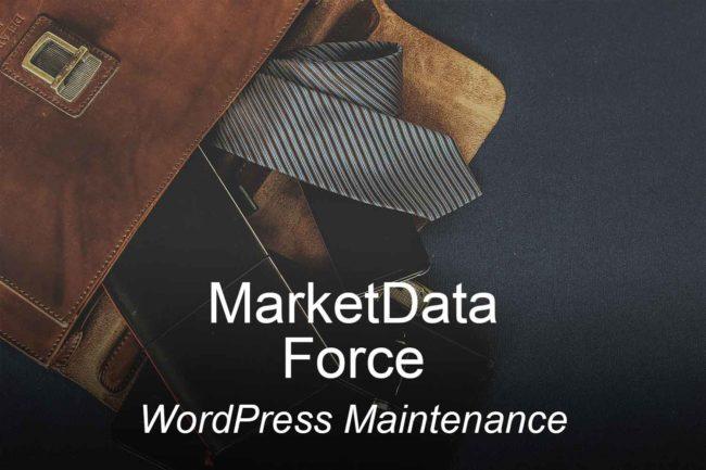 marketdataforce-optimizedwebmedia-clients-website-wordpress-maintenance